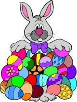 Ζωγραφιές με Πασχαλινά αυγά