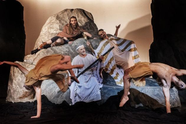 Θέατρο: Οδύσσεια…στον πηγαιμό για την Ιθάκη στο Θέατρο Ολύμπια