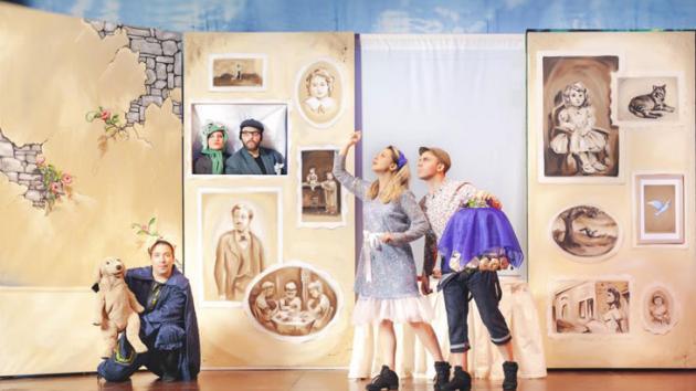 Θέατρο: Το Γαλάζιο Πουλί του Μωρίς Μαίτερλινγκ στο Θέατρο Ολύμπιον