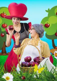 Θέατρο: Μήλα Ζάχαρη Κανέλλα στο θέατρο Φούρνος