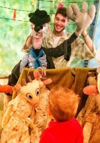 Θέατρο: Ο Λύκος και τα  Εφτά Κατσικάκια